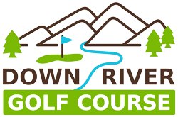 Down River Golf Course Logo